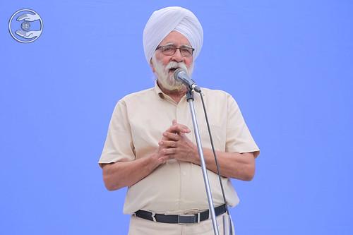 Speech by Dayal Singh, Bahadurgarh, HR