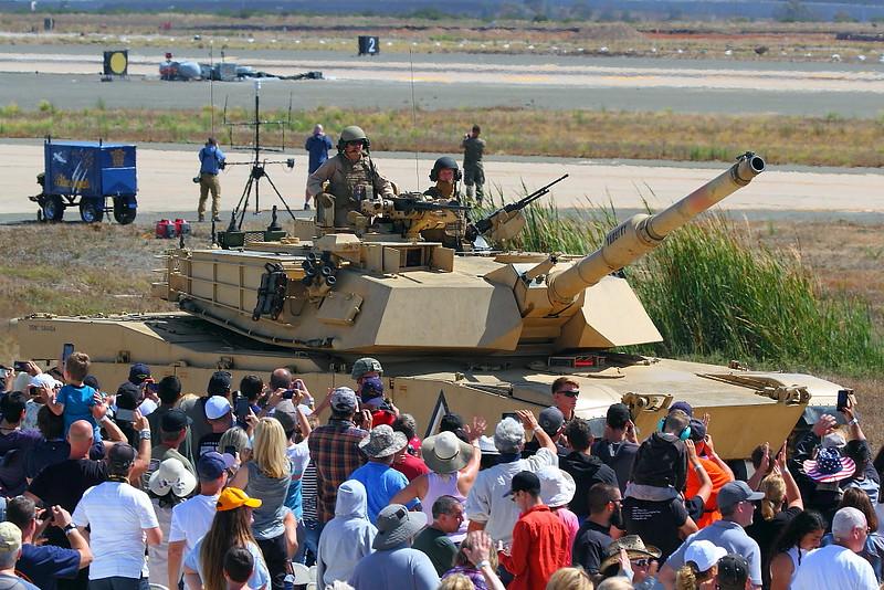IMG_6317 M1A1 Abrams
