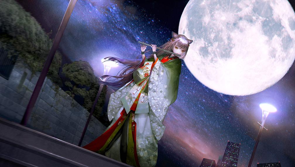 Spirit Hunter on PS4
