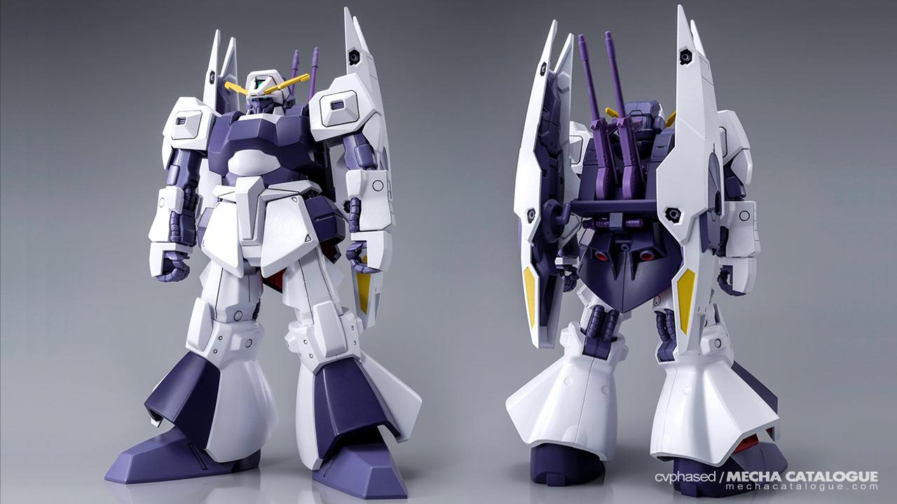 What's the Gamma Gundam? HGBD Build Gamma Gundam