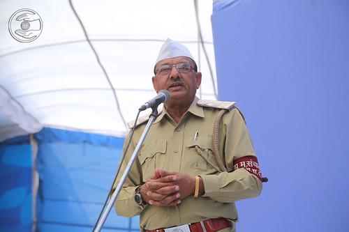 Speech by Shubh Karan, Up-mukhya Sanchalak, SNSD
