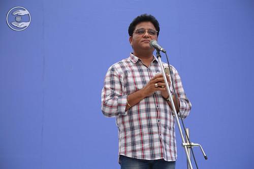 Devotional song by Vivek Dhingra, Ranibagh, DL