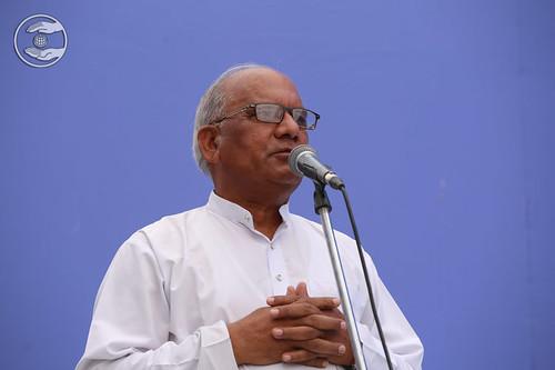 Speech by SNM Zonal Incharge Bachittar Pal Singh, Udhampur, J&K