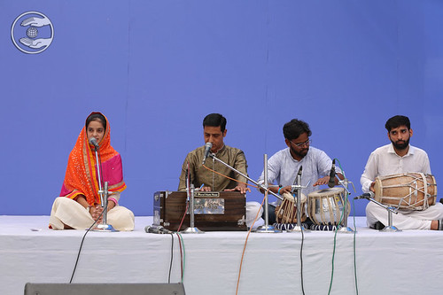 Devotional song by Aastha Bejod and Saathi, Tarauri, HR