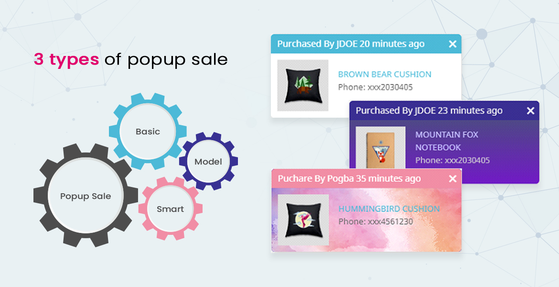 leo popup sale pro prestashop module multi popup sale styles