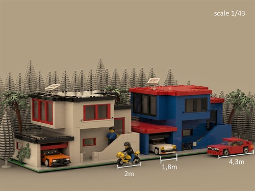Classic Town Scale