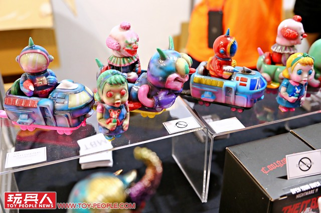 玩具探險隊【第十六屆 台北國際玩具創作大展】2019 Taipei Toy Festival 現場報導 PART 6
