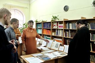 07.10.2019 | Экскурсия в музеях и научных центра Гуманитарного института