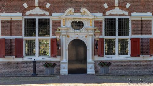 Mauritshuis Willemstad (DDD/TDD)