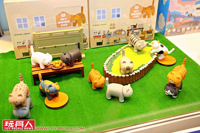 玩具探險隊【第十六屆 台北國際玩具創作大展】2019 Taipei Toy Festival 現場報導 PART 3