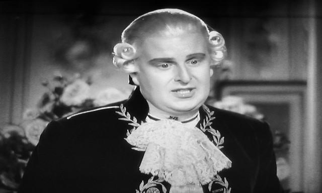 Robert Morley as King Louis XVI 1938 Marie Antoinette 5182