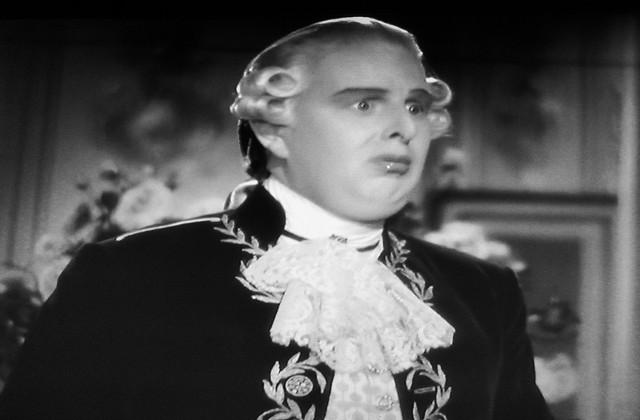 Robert Morley as King Louis XVI 1938 Marie Antoinette 5185