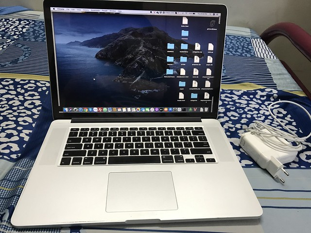 Macbook pro retina 15inch 2012 - 2