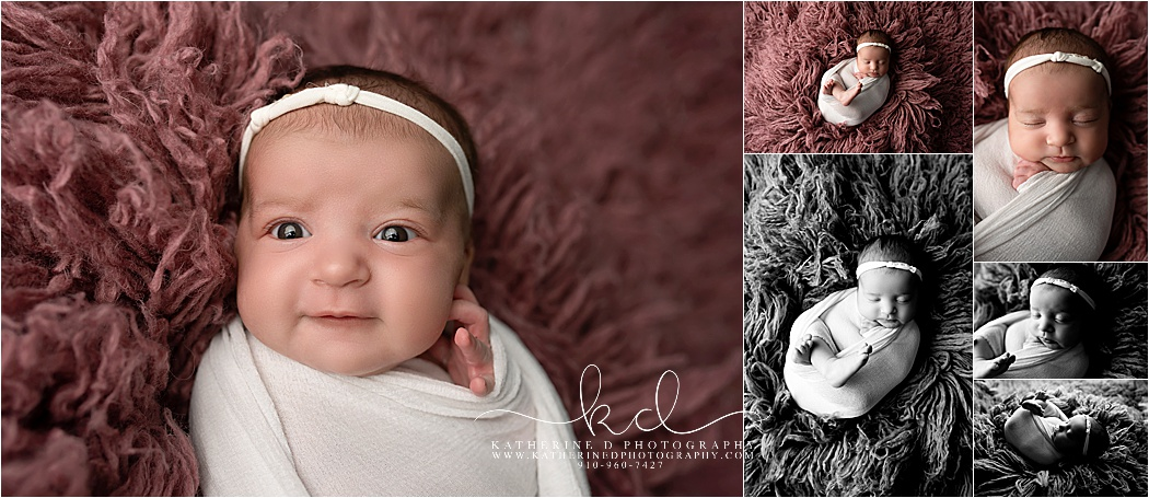 Newborn Photography in Fayetteville NC