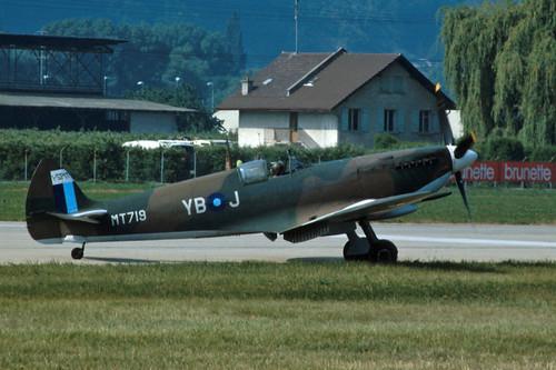 RAF Supermarine Spitfire Mk.VIII MT719