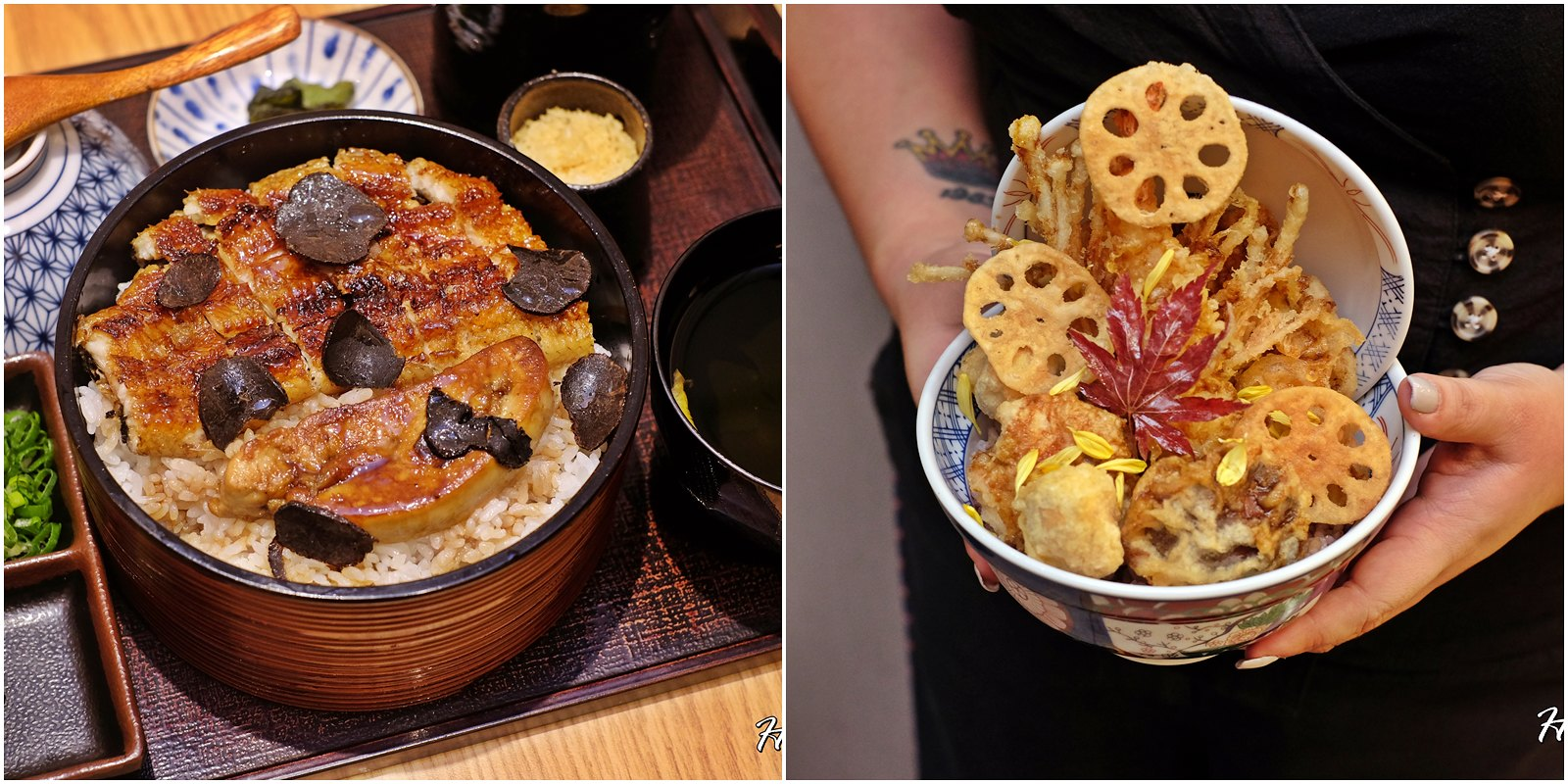 [SG EATS] Celebrate Autumn with Man Man Unagi & Tendon Kohaku – Seasonal Dishes