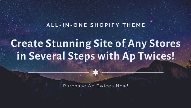 ALL-IN-ONE shopfiy theme