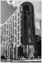 365 Infrared 283 Amsterdam modern architecture.