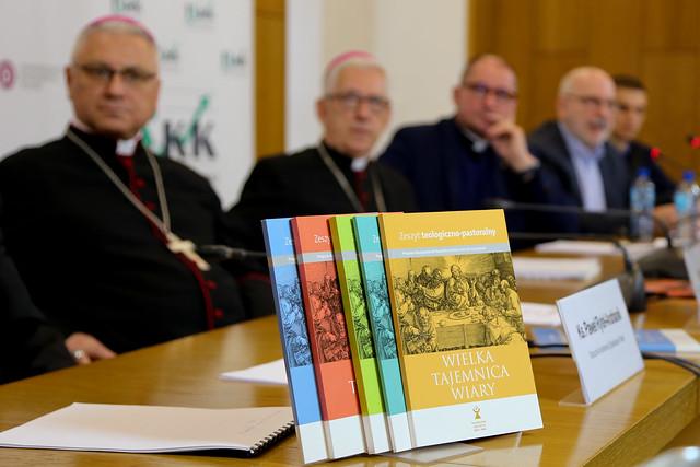 Prezentacja Nowego Programu Duszpasterskiego, Konferencja Prasowa - Warszawa, 10 X 2019 r.