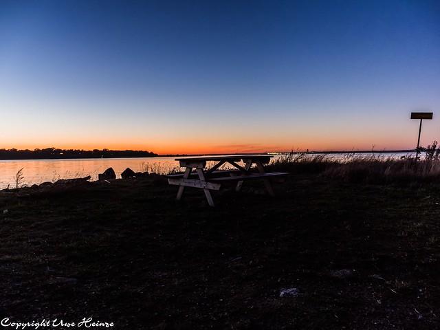 Sonnenuntergang auf Tjurkö 092019 12