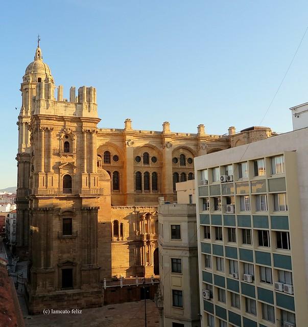 Catedral de Málaga:Torre La Manquita.
