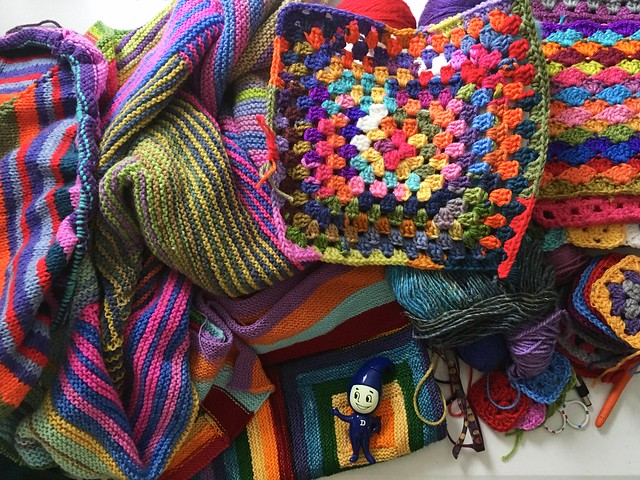 yarn bombing 2019