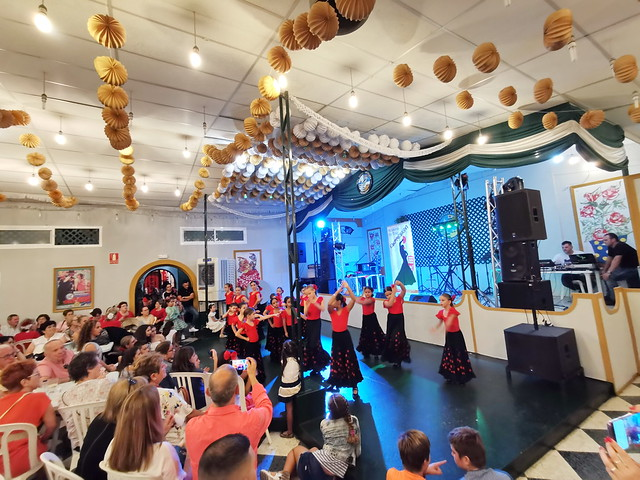 Feria y Fiesta del Rosario 2019 Fuengirola Málaga 23
