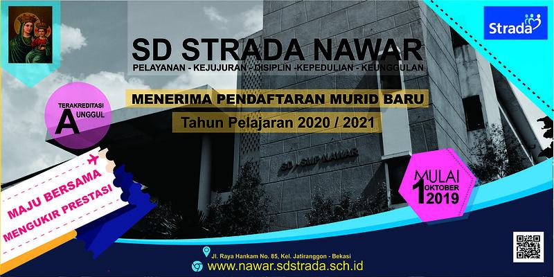 Penerimaan Murid Baru TP. 2020-2021