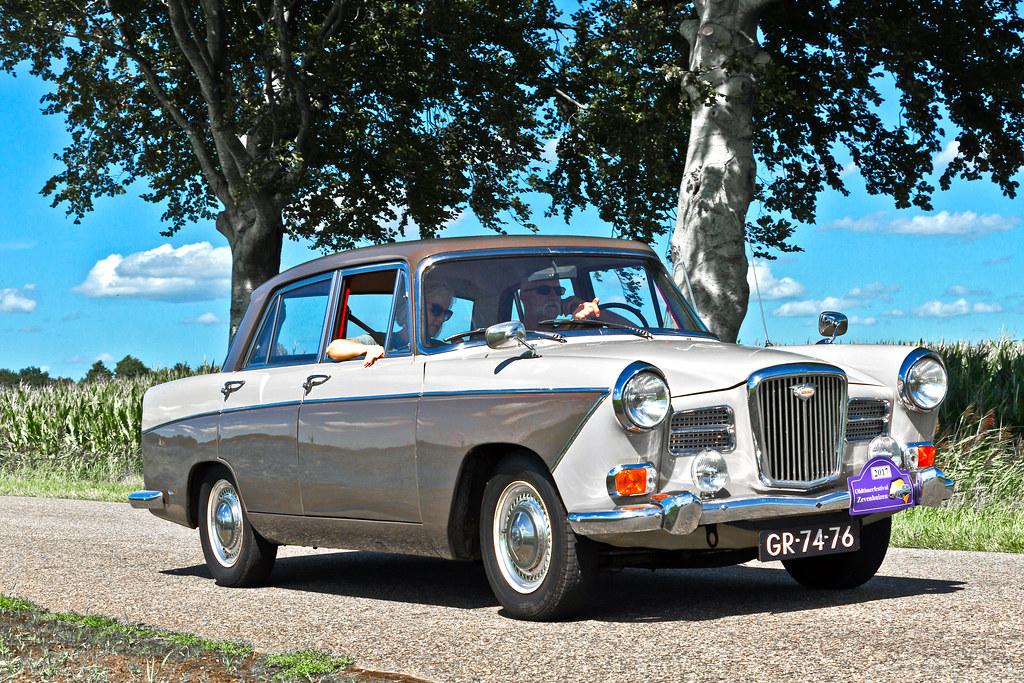 Wolseley 16/60 1964 (5486)