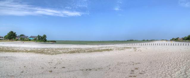 Makkum Ijsselmeer Strand