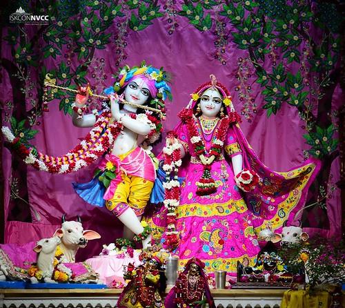 ISKCON Pune NVCC Deity Darshan 10 Oct 2019
