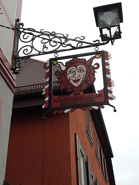 Niggelturm Narrenmuseum Gengenbach