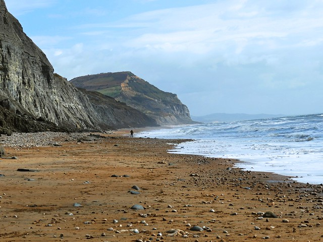 Charmouth Beach/Golden Cap