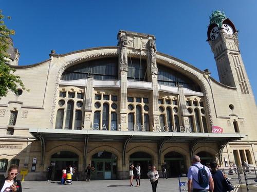 Gare de Rouen-Rive-Droite