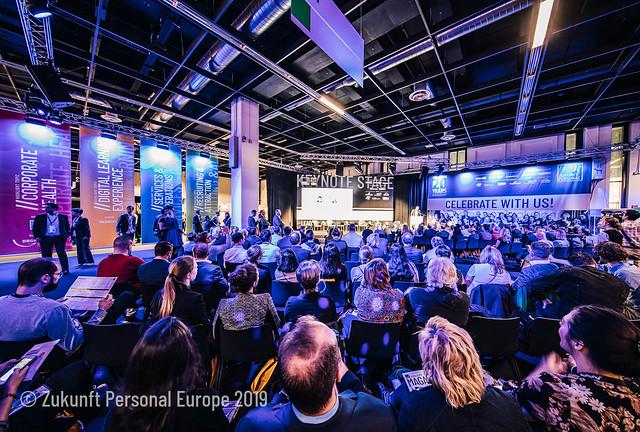Zukunft Personal Europe 2019