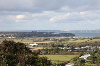 The Solent from Culver