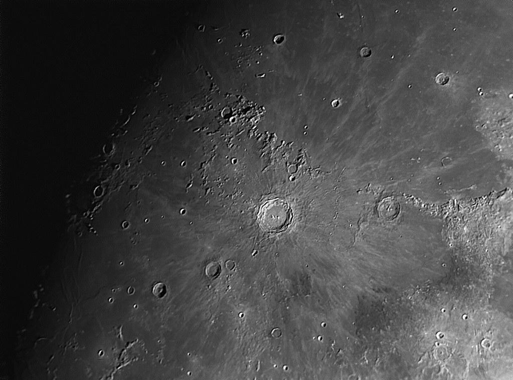 "Moon: creter ""Copernicus"""