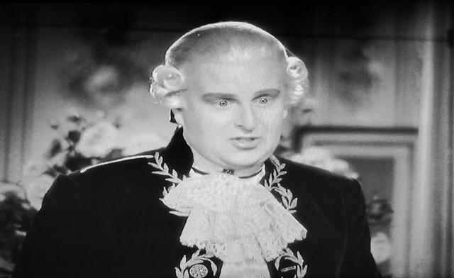 Robert Morley as King Louis XVI 1938 Marie Antoinette 5180