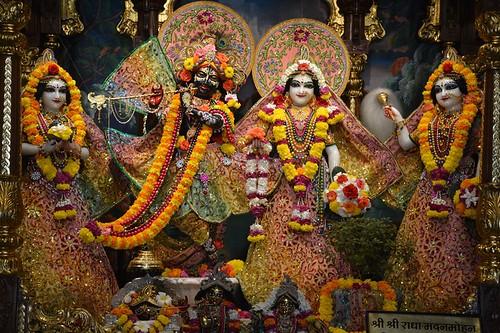 ISKCON Ujjain Deity Darshan 10 Oct 2019
