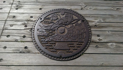 IMAG2215 Yasumiya manhole cover