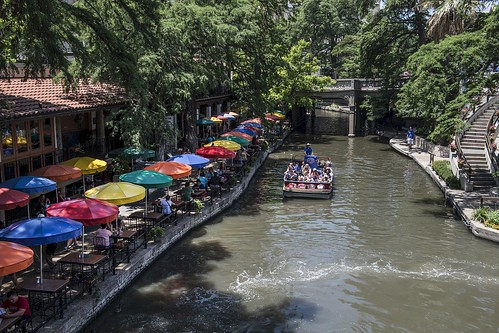Riverwalk in San Antonio, Texas. From  Top 5 Most Overlooked Travel Destinations In The United States