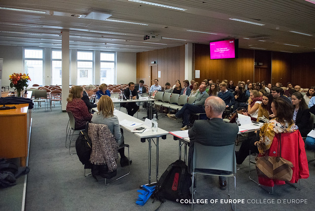 Roundtable - What Makes a Good European Diplomat Today.8 October 2019