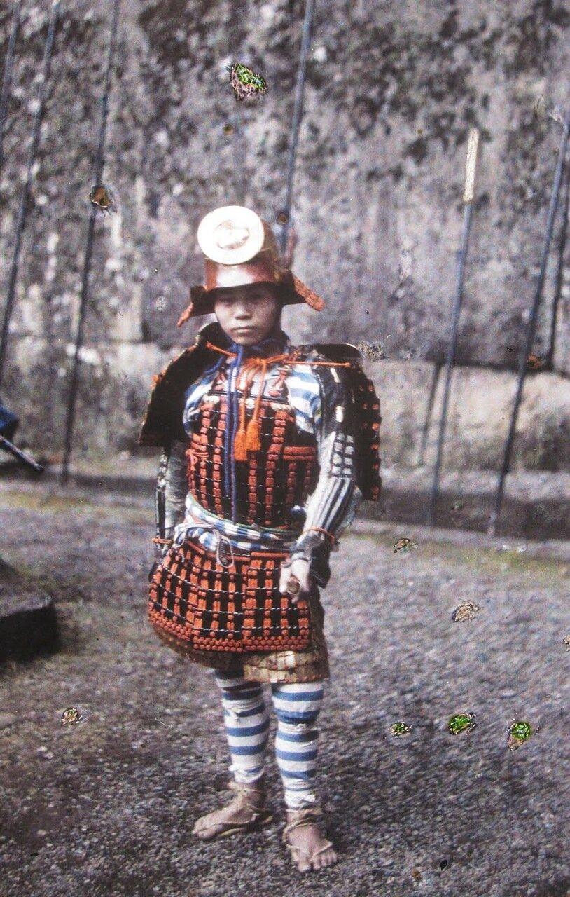 1912. Молодой самурай