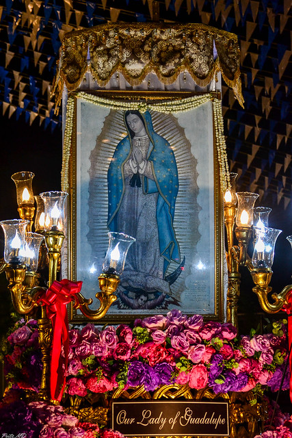 Our Lady of Guadalupe - Patroness of Bgy. Tumana