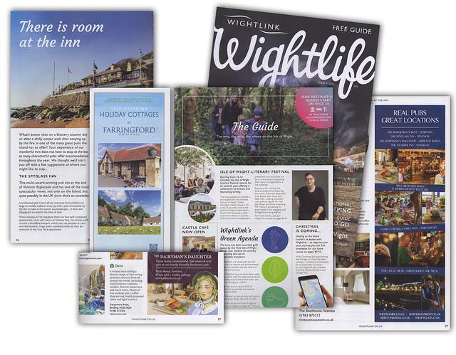 Wightlife Magazine - Winter 2019