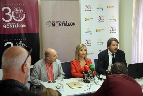 """X FESTIVAL INTERNACIONAL DE MÚSICA DE CÁMARA """"FUNDACIÓN MONTELEÓN - RUEDA DE PRENSA DE PRESENTACIÓN 10.10.19"""