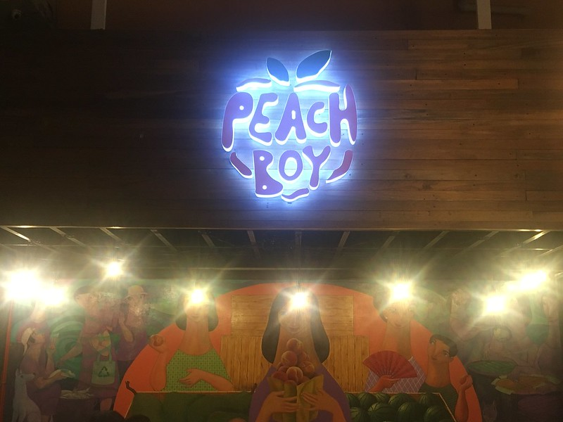 Peach Boy, Mandaluyong