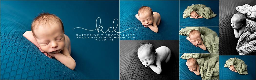 Fayetteville NC Newborn Photography