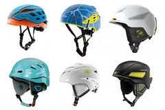 Jak vybrat helmu na skialpy