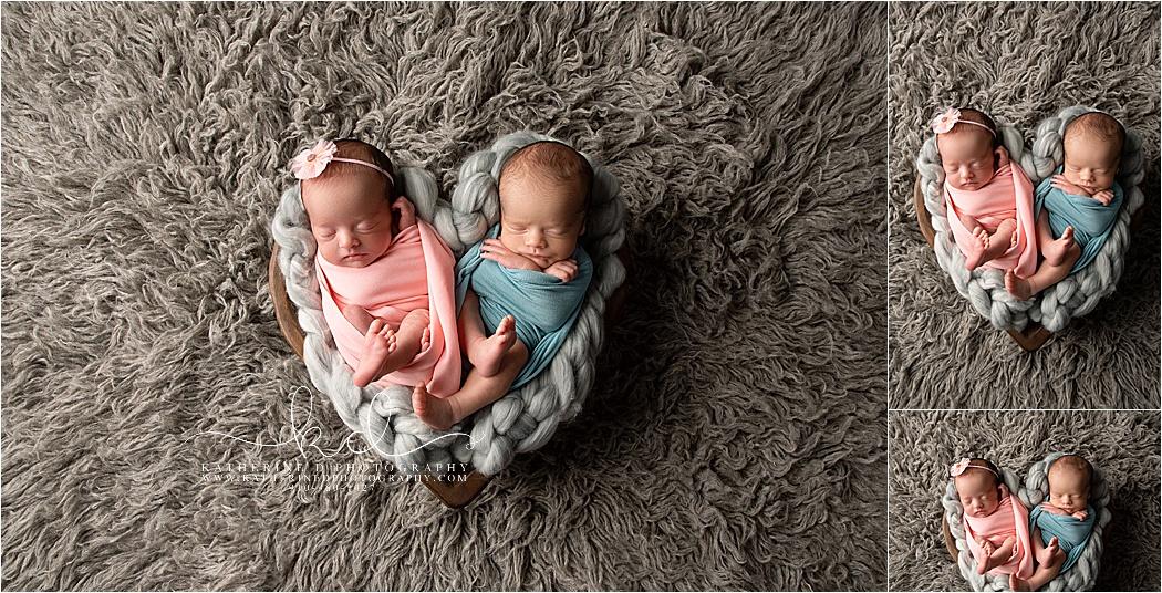 Newborn Twins in Fayetteville NC